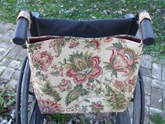 wheelchair bags to sew