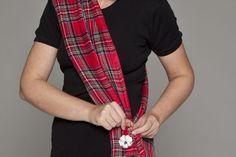 How to Wear a Tartan Sash | eHow