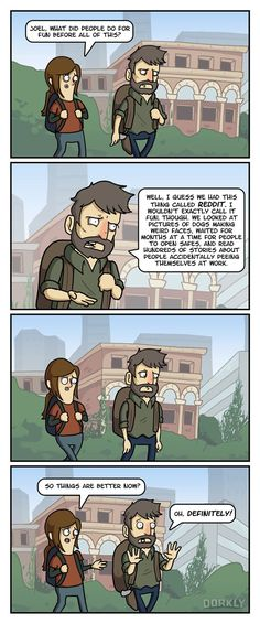 """""""The Terrifying Truth Behind The Last Of Us"""" #dorkly #geek #thelastofus"""