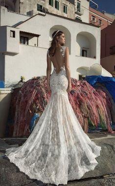 Courtesy of Julie Vino Wedding Dresses; www.julievino.com; Wedding dress idea.