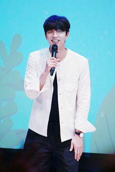 Gong Yoo-Bazaar Event & Meeting-170527