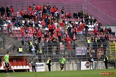 Sokan diósgyőri szimpatizáns kísérte el a csapatot Sopronba is