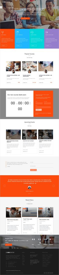 Volatile is a most versatile Bootstrap #HTML template for stunning #edtech #website with 65+ multipurpose homepage layouts download now➩ https://themeforest.net/item/volatile-multipurpose-html-template/17356091?ref=Datasata
