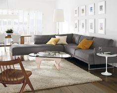 Contemporary Living Room Design, Pictures, Remodel, Decor and Ideas - page 13