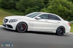 PARIS MOTOR SHOW: Mercedes-AMG C63 S outed