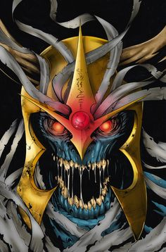 Ancient spirits of evil, transform this decaying body into Mumm-Ra The Ever-Living!!!!