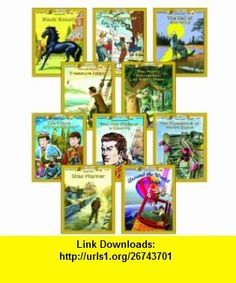 All 10 Level 2.0-3.0 Classic  (9781555766610) Anna Sewell, Mark Twain, Jack London, Robert Louis Stevenson, Howard Pyle, Edward Everett Hale, Victor Hugo, George Eliot, Jules Verne , ISBN-10: 1555766617  , ISBN-13: 978-1555766610 ,  , tutorials , pdf , ebook , torrent , downloads , rapidshare , filesonic , hotfile , megaupload , fileserve