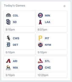 Appreciate that Facebook shows you upcoming games and scores for your favorite sports teams but want to fine tune the list and add a few? Here's how...