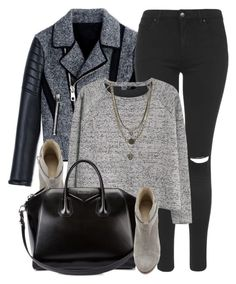 """""""What I'd Wear"""" by monmondefou ❤ liked on Polyvore featuring Neil Barrett, Topshop, MANGO, Ettika, rag & bone, Givenchy and Fall"""
