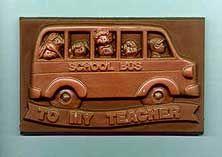 Chocolate Teacher Gift Favors - Teacher Chocolate Gift Favors - The Chocolate Vault