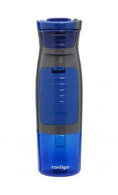 Purple Kangaroo Water Bottle