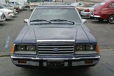Image result for 1985 Ford LTD