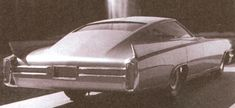 Another cool Cadillac concept car from the early '60s.