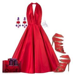 """Image result for Cherry Delight: Skater Dress"""" by majezy"""