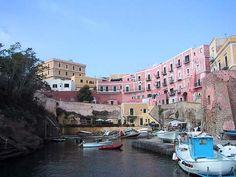 Isola di Ventotene - Lazio, Italy