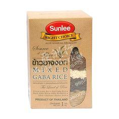 Sunlee Mixed Gaba Rice 1kg