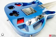 3D Printed Guitar with Polymaker's PolyMax