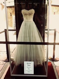 Maybe fell in love for various dresses :D