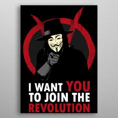 For V for Vendetta fans :) poster by from collection. By buying 1 Displate, you plant 10 trees. Character Drawing, Comic Character, Aesthetic Solutions, Movie Subtitles, Tableau Design, Best Movie Posters, V For Vendetta, Mdf Frame, Comic Drawing