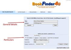 How to find what a book is worth.