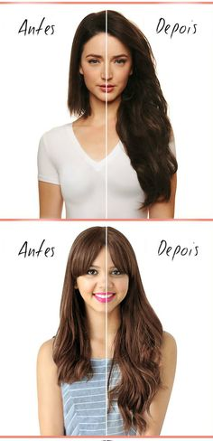 how to cut long layers into hair extensions