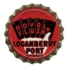 Royal Flush Loganberry Port by Neato Coolville, via Flickr