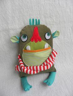 Gizmo Grumpz Tooth Pillow Idea