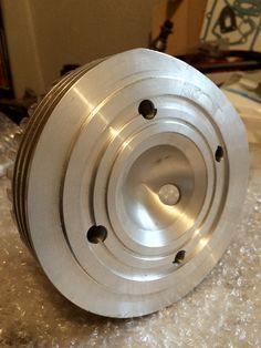 CNC cylinder head
