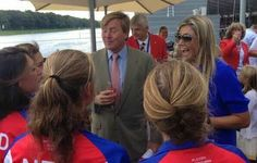 Dutch Royalty  31th August 2014  King Willem Alexander and Queen Máxima and their three daughter Crown Princess Amalia, princess Alexia and princess Ariane were at the World Rowing Championship, held at the Bosbaan in Amsterdam  #DutchRoyalty #31thAugust2014  #KingWillemAlexander and #QueenMáxima and their #three #daughters #CrownPrincessAmalia, #princessAlexia and #princessAriane #WorldRowingChampionship, the #Bosbaan in #Amsterdam