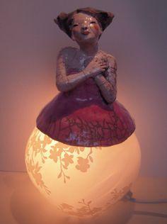 """Art-Monie: Mélanie Bourget """"Sculpteur céramiste"""""""