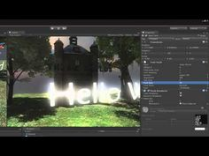 Unity 3D Tutorials - Create a Cool 3D Main Menu - YouTube