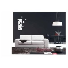 Nalepovací hodiny s květinami - dumdekorace.cz Love Seat, Couch, Furniture, Design, Home Decor, Settee, Decoration Home, Sofa, Room Decor