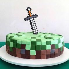 Sugestões e ideias para festa no tema Minecraft | Inspire sua festa