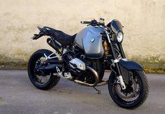 Racing Cafè: BMW R 1200 GS-R by Motorieep