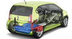 Inside the new Citigo CNG - Overview - ŠKODA. www.skoda-auto.pt