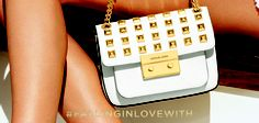 #FallingInLoveWith a statement bag