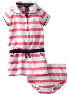Nautica Baby-girls Infant Polo Dress « MyStoreHome.com – Stay At Home and Shop