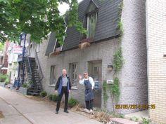 Boulanger-bassin BB, Montreal -  great host, Ken Ilasz