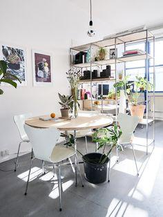 Wang Soderstrom - Studio space - Photo by Andreas Omvik -0010