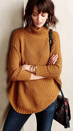 harvest moon poncho #anthrofave  http://rstyle.me/n/q6gczpdpe
