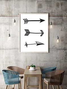 Hey, I found this really awesome Etsy listing at https://www.etsy.com/listing/595523164/arrow-wall-art-sign-minimalism-black