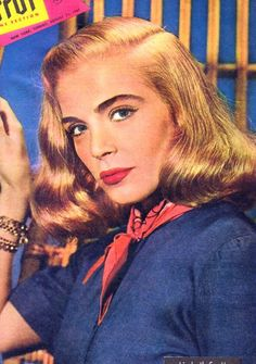 Lizabeth Scott Gallery Priscilla Lane, Lizabeth Scott, Young Actresses, Most Beautiful Faces, American Actress, Hollywood, Glamour, Gallery, Vintage Posters