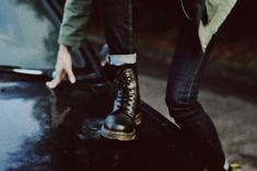 grunge, boots, and indie