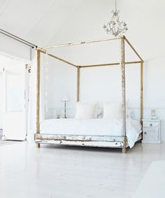 Favorite Canopy Beds: From Feminine Chic to Masculine — Inspiration Roundup