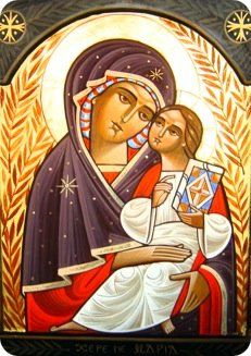 Modern Coptic Icon