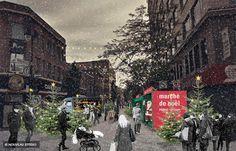 Guide des marchés traditionnels de Noël Montréal