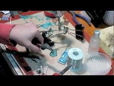 Top 11 Stained Glass Soldering Tips - Learn How to Solder Glass Art - Tools And Tricks Club Soldering Jewelry, Jewelry Tools, Metal Jewelry, Jewelry Crafts, Jewelry Making, Soldering Iron, Jewlery, Jewelry Trends, Jewelry Ideas