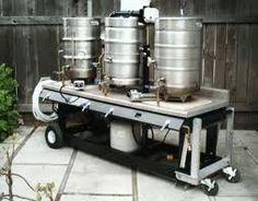 Garage brewery