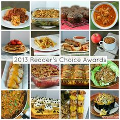 Emily Bites - Weight Watchers Friendly Recipes: Best of 2013 Reader's Choice WINNERS!