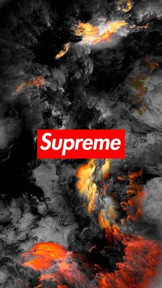 Supreme Storm wallpaper by now. Browse millions of popular brand wallpapers and ringtones on Zedge and personalize your phone to suit you. Browse our content now and free your phone Hypebeast Iphone Wallpaper, Dope Wallpaper Iphone, Storm Wallpaper, Iphone Homescreen Wallpaper, Glitch Wallpaper, Graffiti Wallpaper, Wallpaper Images Hd, Pretty Wallpapers, Wallpaper Downloads